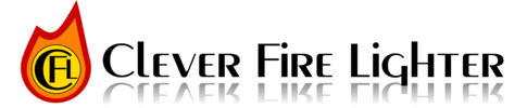 Clever Fire Lighter Logo